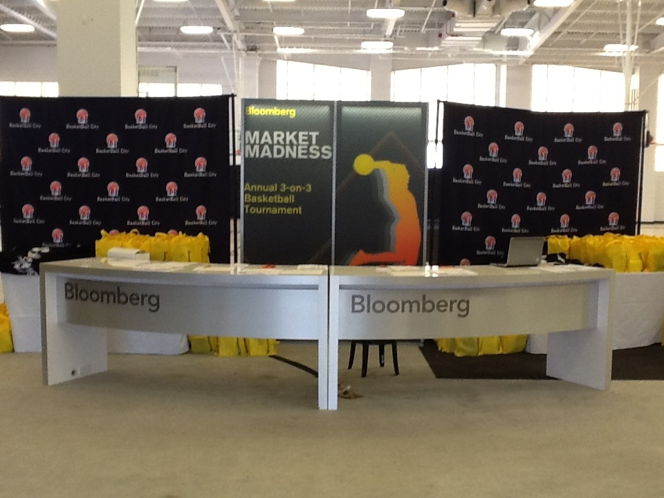 Bloomberg 3v3 Tournament