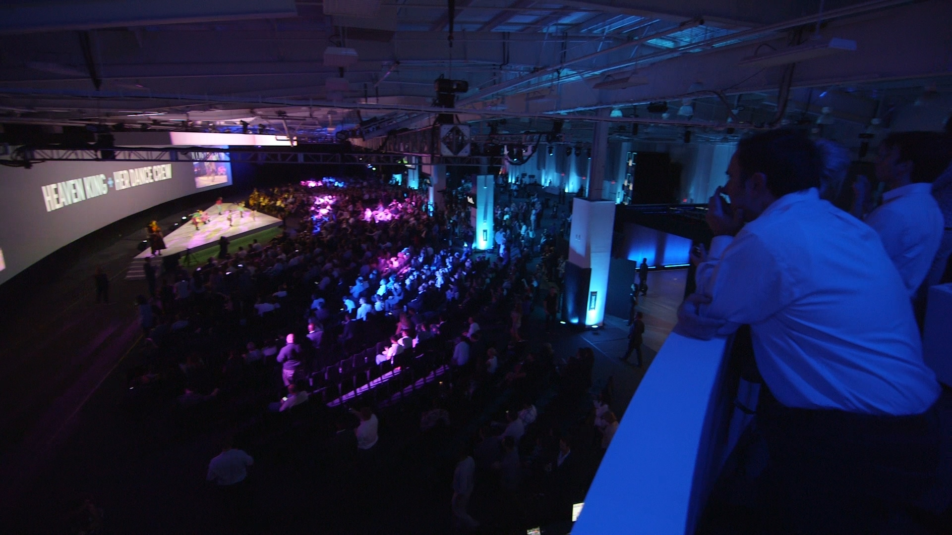 AOL Upfront Event