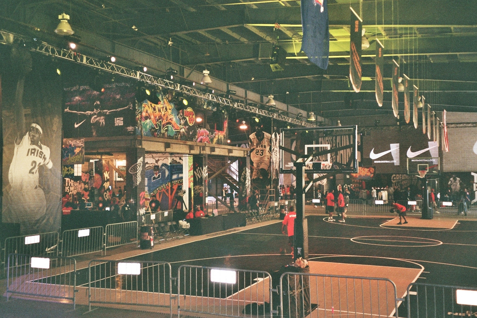 Nike Basketball Lebron James Experience