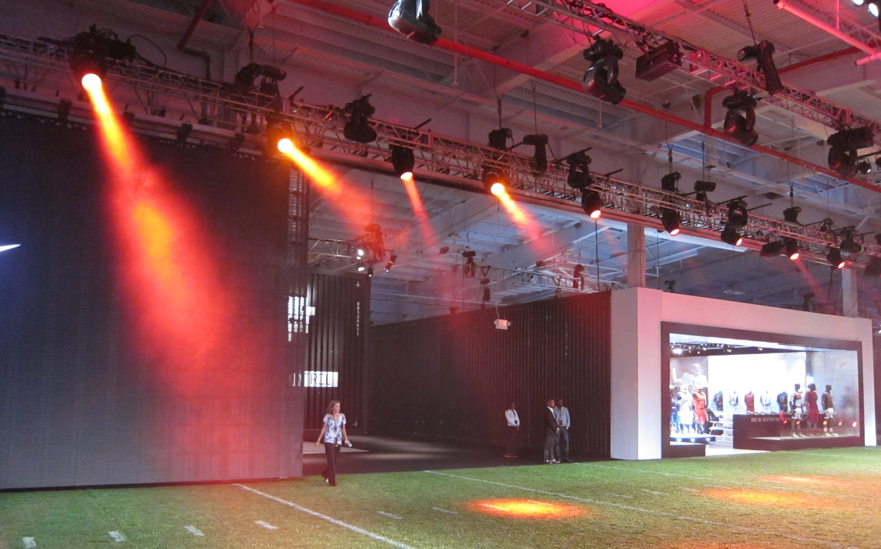 Nike Football Kick Off